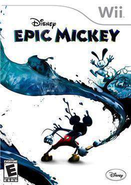 Disney Epic Mickey Wii