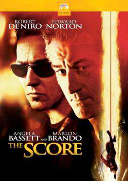 The Score, Movie on DVD, Action