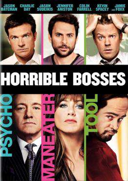 Horrible Bosses, Movie on DVD, Comedy Movies, new movies, new movies on DVD