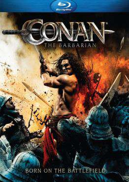 Conan the Barbarian (2011) (Blu-ray)