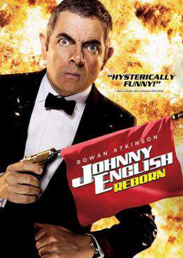 Johnny English Reborn, Movie on DVD, Comedy
