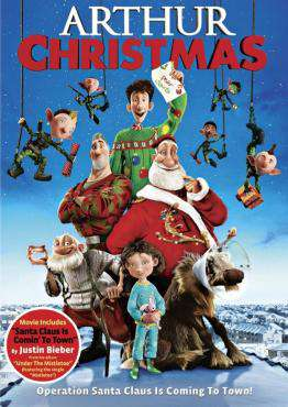 Arthur Christmas, Movie on DVD, Family Movies, new movies, new movies on DVD
