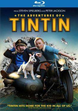 The Adventures of Tintin (Blu-ray)