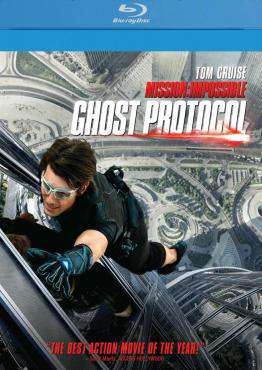 Mission Impossible: Ghost Protocol (Blu-ray)
