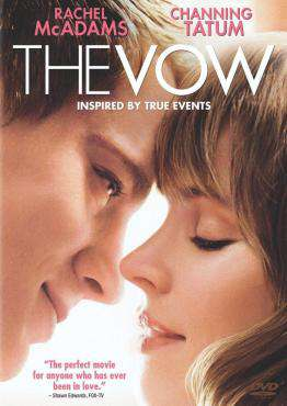 The Vow, Movie on DVD, Drama Movies, Romance Movies, ,  on DVD