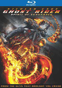 Ghost Rider: Spirit of Vengeance (Blu-ray)