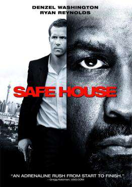 Safe House, Movie on Blu-Ray, Action Movies, Suspense Movies, ,  on Blu-Ray