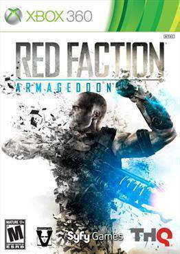 Red Faction Armageddon X360