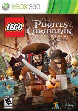 Lego Pirates of the Caribbean X360