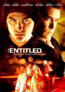 The Entitled, Movie on DVD, Drama