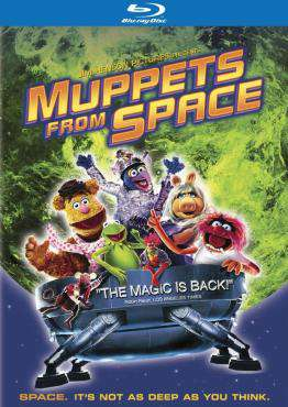 Muppets From Space (1999) (Blu-ray)