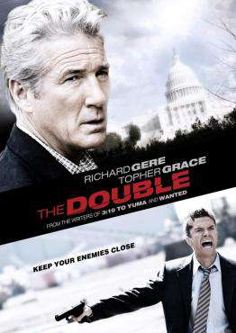 The Double, Movie on DVD, Action Movies, Suspense Movies, ,  on DVD