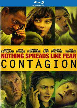 Contagion (Blu-ray)