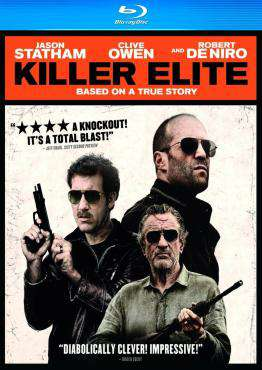 Killer Elite (2011) (Blu-ray)