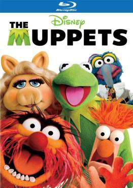 The Muppets (2011) (Blu-ray)