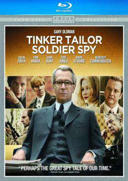 Tinker Tailor Soldier Spy (2011) (Blu-ray)