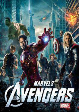 The Avengers (2012), Movie on DVD, Action Movies, Adventure Movies, Sci-Fi & Fantasy Movies, redbox Replay Movies, new movies, new movies on DVD