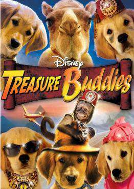 Treasure Buddies, Movie on DVD, Family Movies, Kids Movies, ,  on DVD