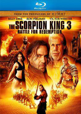 The Scorpion King 3: Battle For Redemption (Blu-ray)