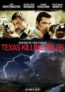 Texas Killing Fields, Movie on DVD, Action