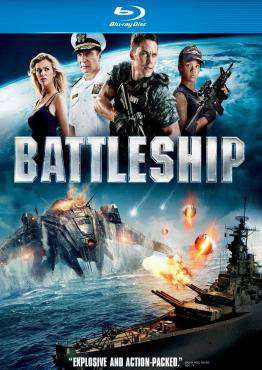 Battleship, Movie on BluRay, Action