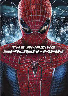 The Amazing Spider-Man, Movie on DVD, Action Movies, ,  on DVD