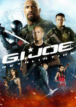 G.I. Joe: Retaliation, Movie on DVD, Action Movies, ,  on DVD