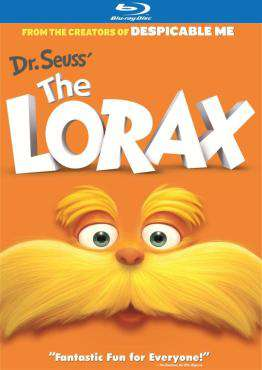 Dr. Seuss' The Lorax (2012) (Blu-ray)