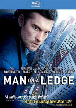 Man on a Ledge (Blu-ray)
