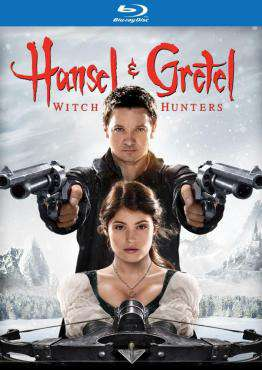 Hansel and Gretel: Witch Hunters, Movie on BluRay, Action