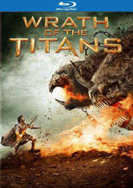 Wrath of the Titans, Movie on BluRay, Action