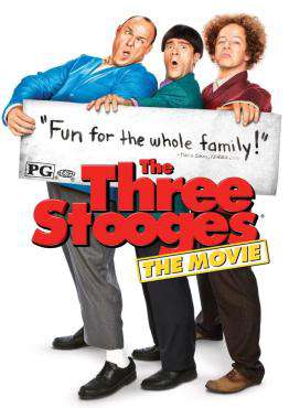 The Three Stooges, Movie on DVD, Comedy