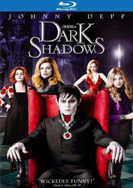 Dark Shadows (2012) (Blu-ray)