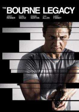 The Bourne Legacy, Movie on BluRay, Action