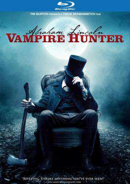 Abraham Lincoln: Vampire Hunter, Movie on BluRay, Action