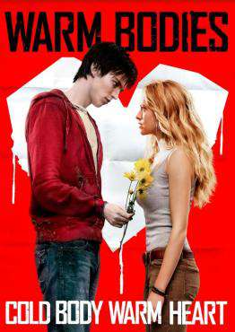 Warm Bodies, Movie on DVD, Comedy Movies, Romance Movies, ,  on DVD