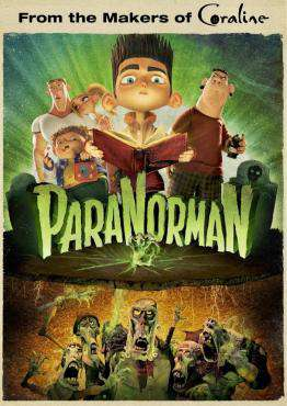ParaNorman, Movie on DVD, Family Movies, new movies, new movies on DVD