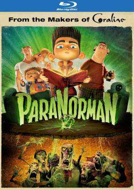 ParaNorman, Movie on BluRay, Family