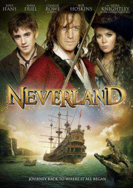 Neverland (2011), Movie on DVD, Drama