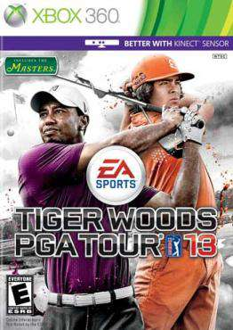 Tiger Woods PGA Tour 13 X360
