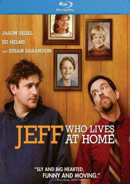 Jeff Who Lives at Home (Blu-ray)