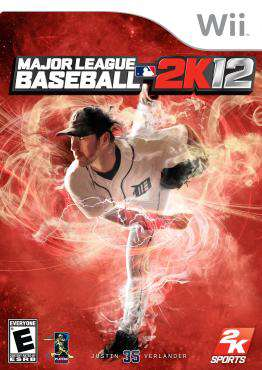 MLB 2K12 Wii