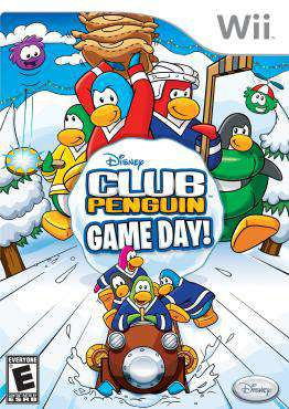 Club Penguin: Game Day! Wii