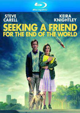Seeking a Friend for the End of the World, Movie on BluRay, Comedy
