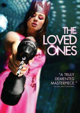 The Loved Ones, Movie on DVD, Horror