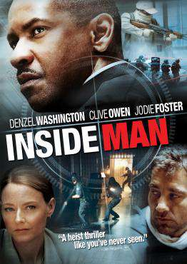 Inside Man, Movie on DVD, Drama Movies, Suspense Movies, ,  on DVD