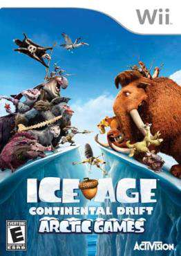 Ice Age - Continental Drift Artic Games Wii