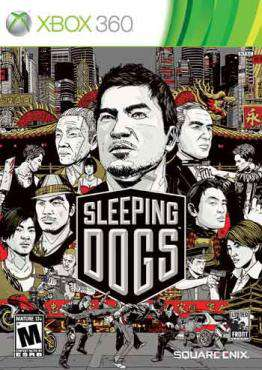 Sleeping Dogs X360