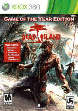 Dead Island Game of the Year Edition X360