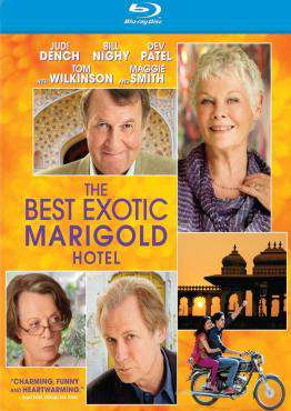 The Best Exotic Marigold Hotel, Movie on BluRay, Drama